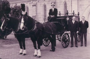 Horse Drawn Hearse 001